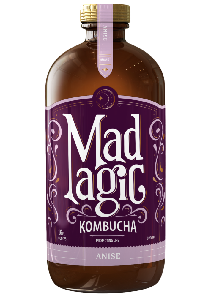 Mad Magic Anise Kombucha