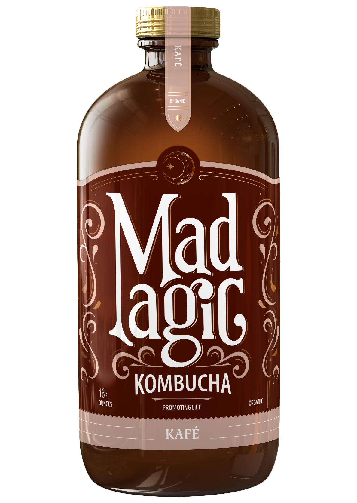 Mad Magic Kafé Kombucha
