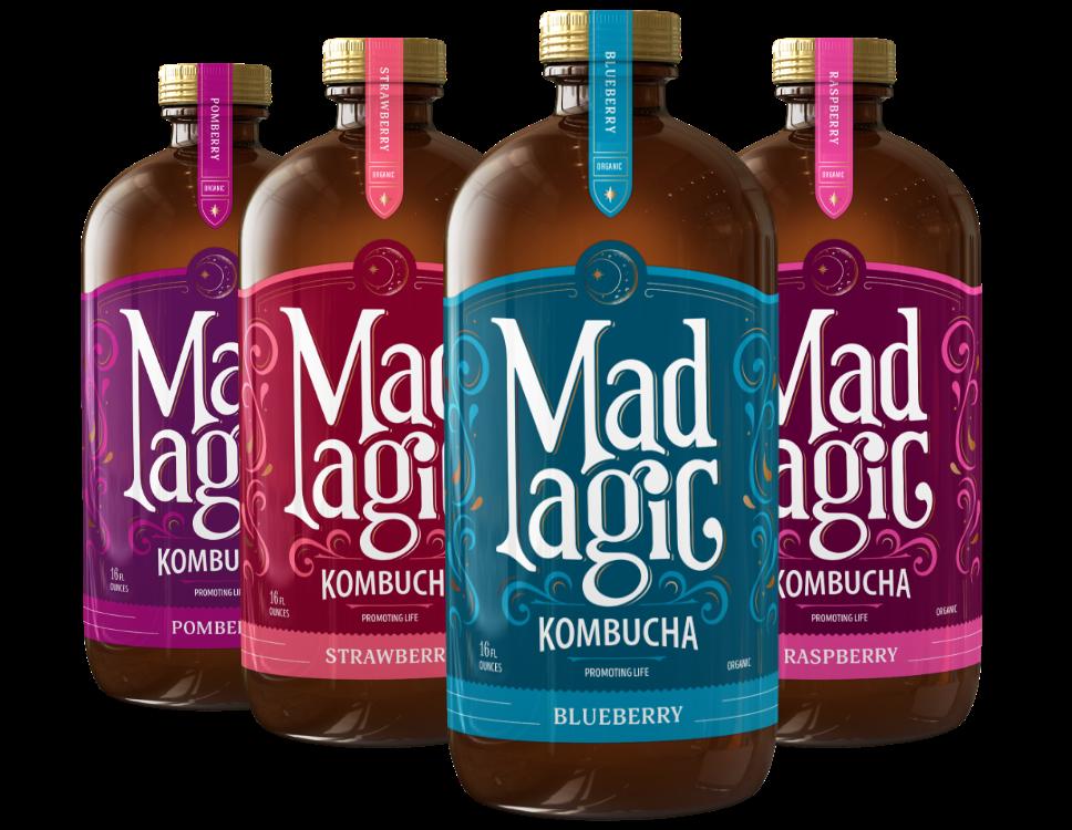 Mad Magic Berry Pack Kombucha
