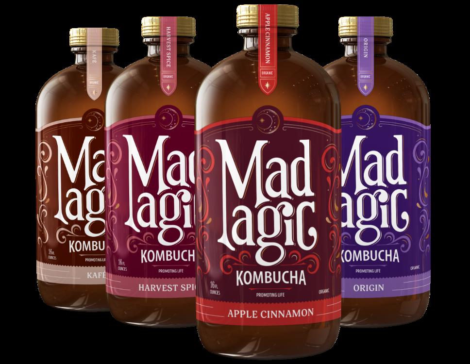 Mad Magic Fall Pack Kombucha
