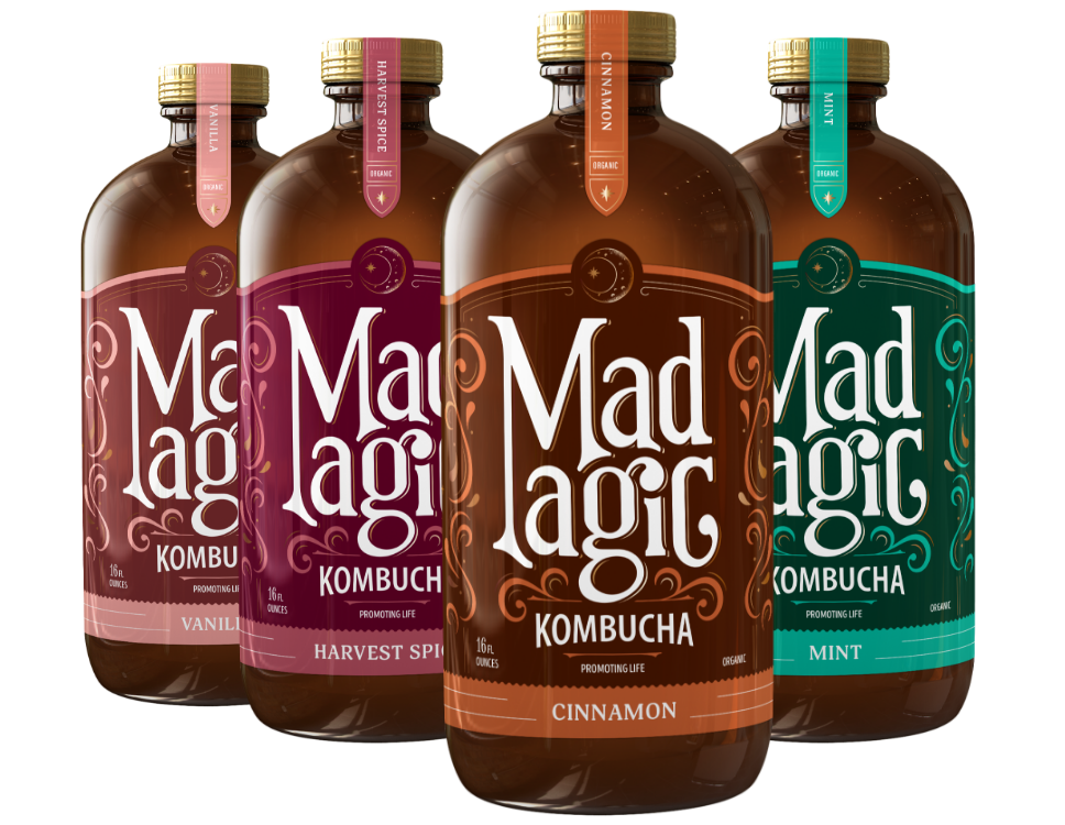 Mad Magic Spice Pack Kombucha