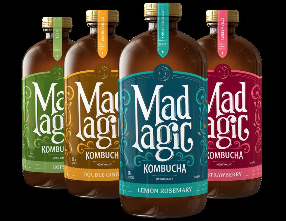 Mad Magic Summer Pack Kombucha